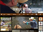 Perché Cowboy Action Shooting Magazine